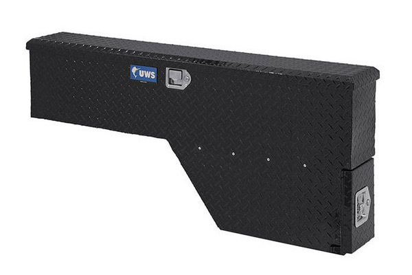Truck Bed Tool Box With Drawers >> UWS Fenderwell Truck Storage Box, Drawer Slide Series, Tool Boxes